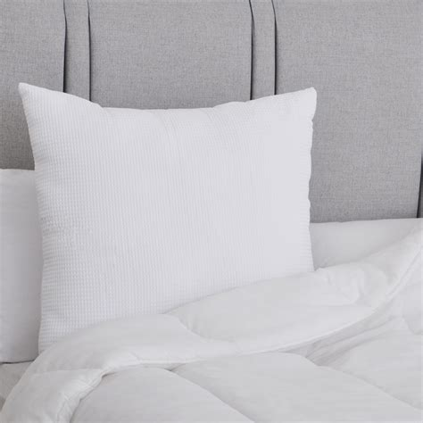 large square pillows for bed large square bed pillows large square waffle design pillow