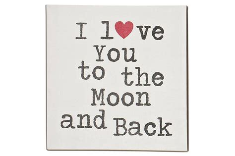 I To The Moon schild i you to the moon and back vintage retro