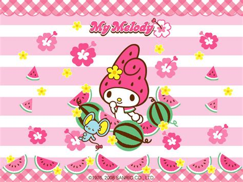 Wallpaper Gambar My Melody 2 美樂蒂 最新詳盡直擊 文 圖 影 生活資訊 3boys2girls