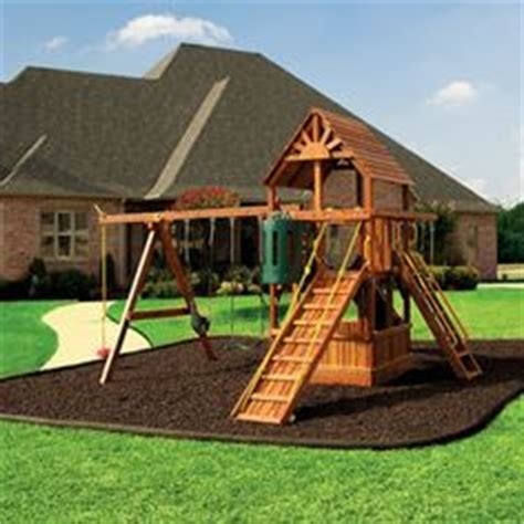 best wooden swing set under 1000 1000 images about playsets on pinterest swing sets
