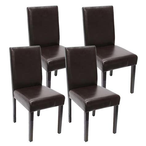 einfache stühle esszimmerstuhl kunstleder bestseller shop f 252 r m 246 bel und