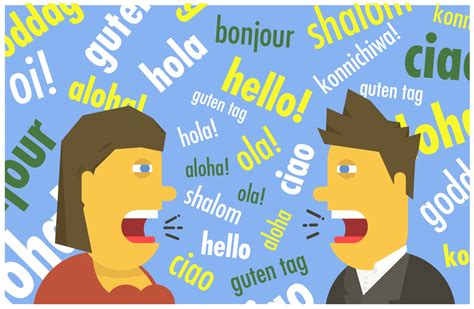 Language Of how and learn languages differently listen