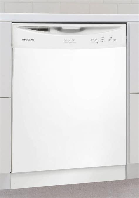 frigidaire white 24 quot dishwasher ffbd2406nw s