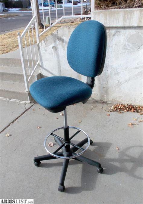 garage bench for sale armslist for sale reloading drafting shop garage workbench chair