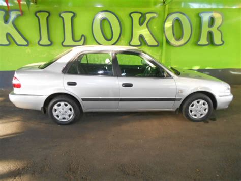 Toyota Motors For Sale 2002 Toyota Corolla R 59 990 For Sale Kilokor Motors