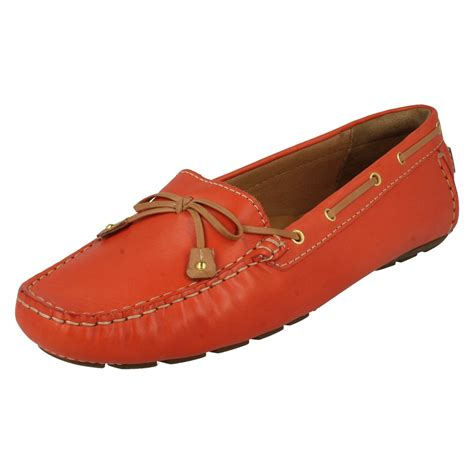 clarks boat shoes clarks boat shoe with bow trim dunbar racer ebay