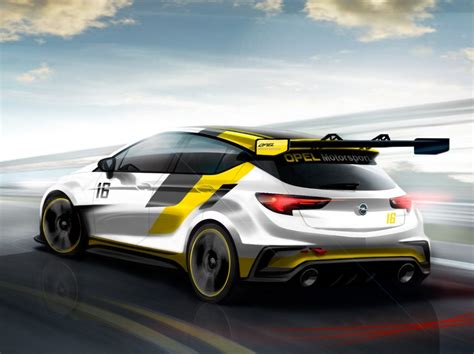 2016 Opel Astra Touring Car Gm Authority