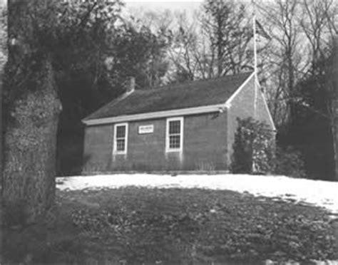 Attractive New Life Church Maine #3: Sharon_brick_schoolhouse.jpg