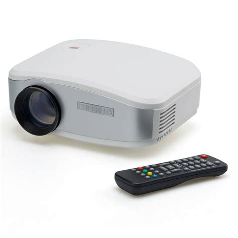 Lu Projector Mobil Avanza cheerlux c6d with dvb t2 mini projector for home entertainment china