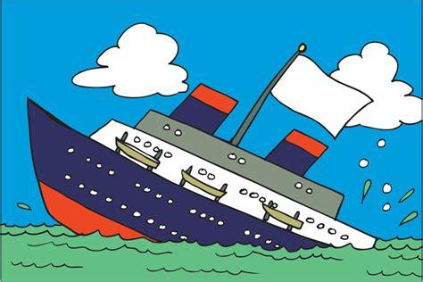 boat sinking by miller ferry loose lips sink ship cartoon image of sinking boat sinks