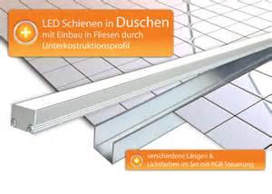 licht dusche led led leisten wasserfest f 252 r aussenbereiche treppen und