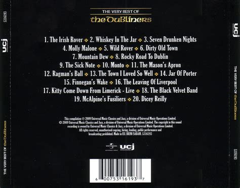 the best of the dubliners the best of the dubliners the dubliners