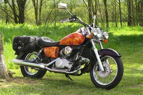 125er Motorrad Honda Shadow by Honda Shadow Vt 125 12 125er Forum De Motorrad Bilder