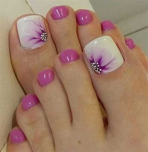 summer toe colors best 25 different color nails ideas on pink