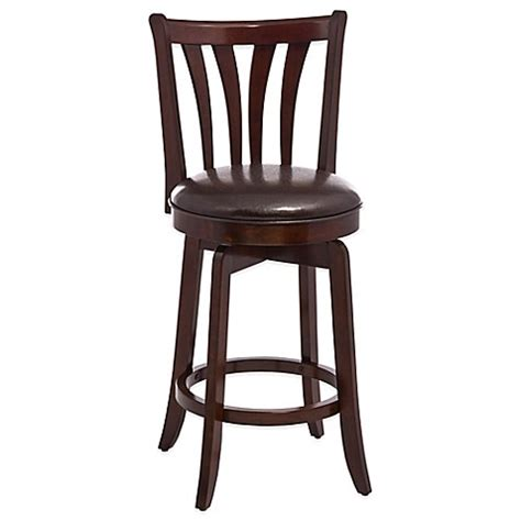 Hillsdale Whitman Swivel Counter Stool hillsdale whitman swivel counter stool bed bath beyond