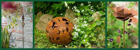 Garten Deko Rost by Gartendeko Rost Edelrost G 252 Nstig Kaufen Kuheiga
