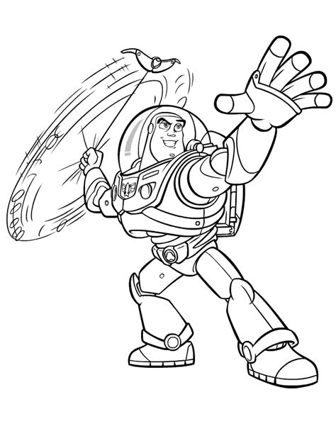Toy Story Color By Number Coloring Pages | toy story coloring pages