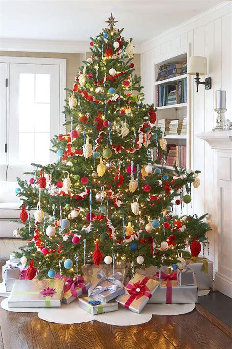 decorados de arboles de navidad arboles de navidad decorados 2018 2019 80 fotos y tendencias