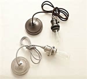 Pendant Light Cord Kit Pb Classic Pendant Cord Kit Industrial Pendant Lighting Sacramento By Pottery Barn