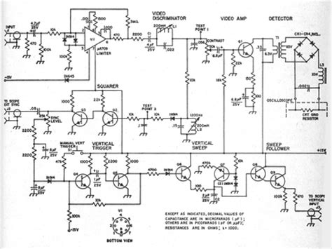 integrator circuit oscilloscope integrated circuit schematics get free image about wiring diagram