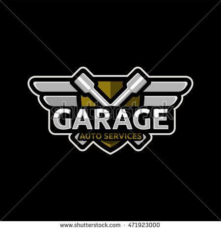 design a garage logo garage stock photos royalty free images vectors