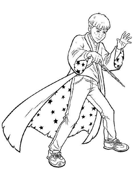 harry potter coloring pages harry potter coloring pages coloringpages1001