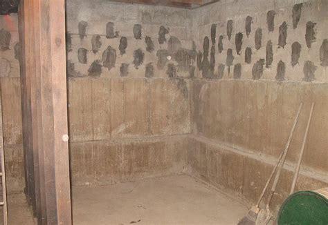 how do i waterproof my basement waterproof basement mostly nifty stuff