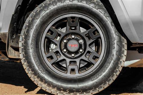 toyota 4runner road wheels 2017 toyota 4runner trd pro test review motor trend