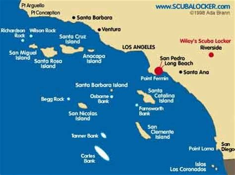 california map island 17 best images about santa island california on