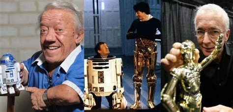 anthony daniels hates the actor inside r2 d2 hated the actor who played c 3po