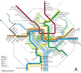 Image Of Metro Map by Hotels In Washington Dc Near The Metro