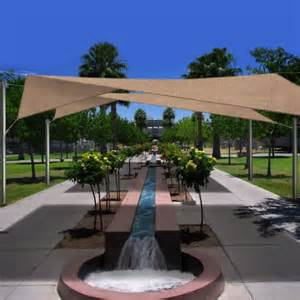 Sun Shade Canopy Sail by Phoenix Oversized 18 5 Square Sun Shade Sail Canopy Kings