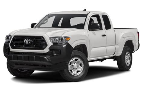 truck toyota 2016 2016 toyota tacoma price photos reviews features