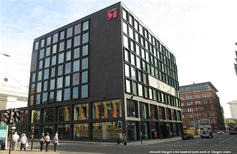 citizenm hotels citizenm
