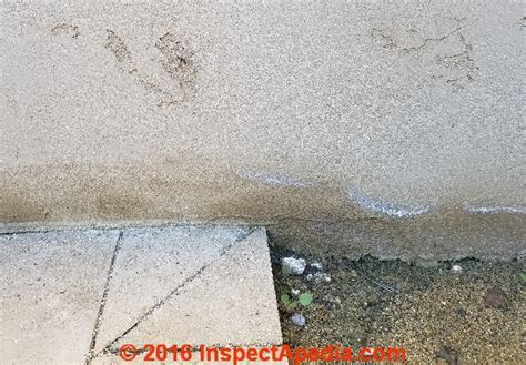 Remove & Prevent Mineral Efflorescence White Brown Red or