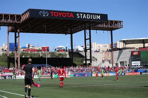Toyota Stadium Events Toyota Stadium Events Espn Events Newly Created Frisco