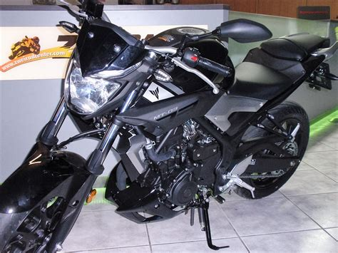 Motorrad Yamaha Mt 03 by Umgebautes Motorrad Yamaha Mt 03 Zweiradcenter Steyr E