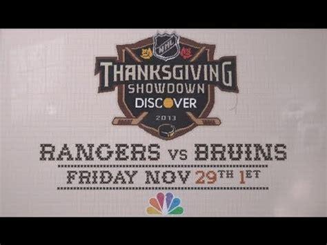 nbc thanksgiving nhl on nbc thanksgiving showdown a very farrelly