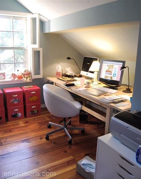 bedroom office space the attic offices and attic office space on pinterest