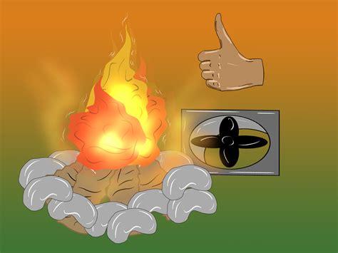 fuoco finto per camino come creare un fuoco finto 13 passaggi illustrato