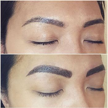 tattoo vanish eyebrows toronto s best microblading eyebrows reign in riches