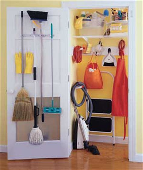cleaning closet rituals the broom closet fieldstone hill design
