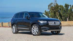 Www Volvo Usa 2016 Volvo Xc90 T6 And T8 Inscription Review Roadshow