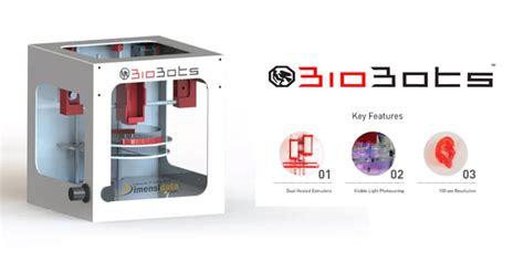 Mesin Printer 3d biobot 1 mesin printer 3d canggih bisa cetak organ