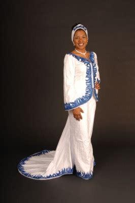 ethnic fishtail pics custom made african 2 pc wedding formal bridal dress