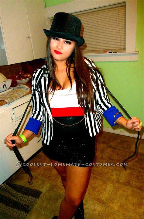 sexy circus ring master costume