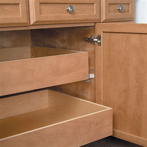 Kitchen Cabinet Roll Out Drawers | kitchen cabinets drawers quicua com