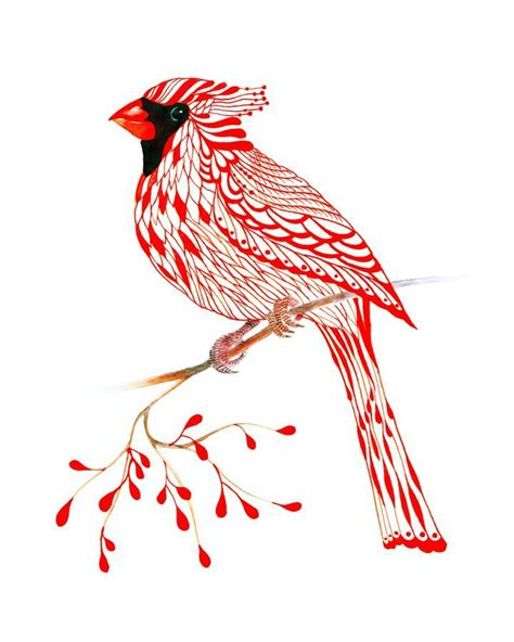tribal cardinal tattoo 1000 ideas about cardinal tattoos on small