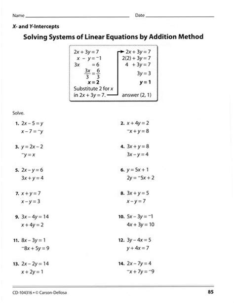 9th Grade Math Worksheets With Answers by 9th Grade Math Worksheets And Answers