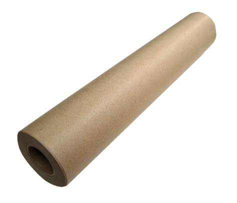 Brown Craft Paper Rolls - brown kraft paper roll 500mm x 70m metre 65 gsm